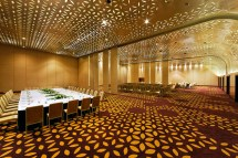 Park Hotel Ballroom Hyderabad With Som Ny Archi