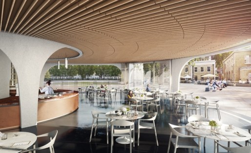 Nex Architecture Get Approval For New Restaurant On