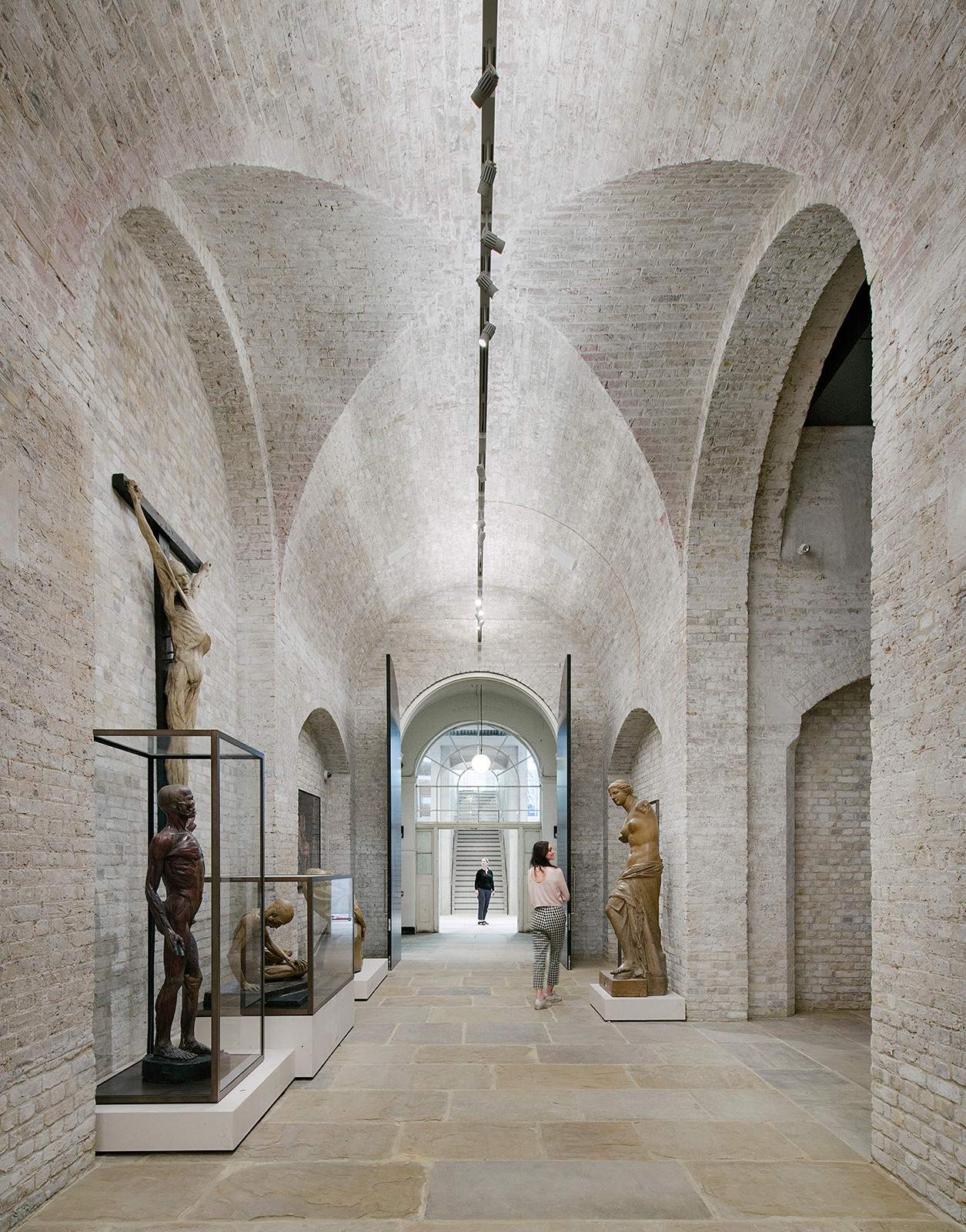 Of David Chipperfield' Royal Academy