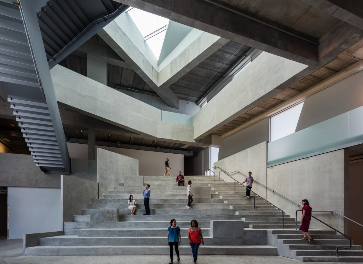 Museum Of Fine Arts Houston Inaugurate Glassell School