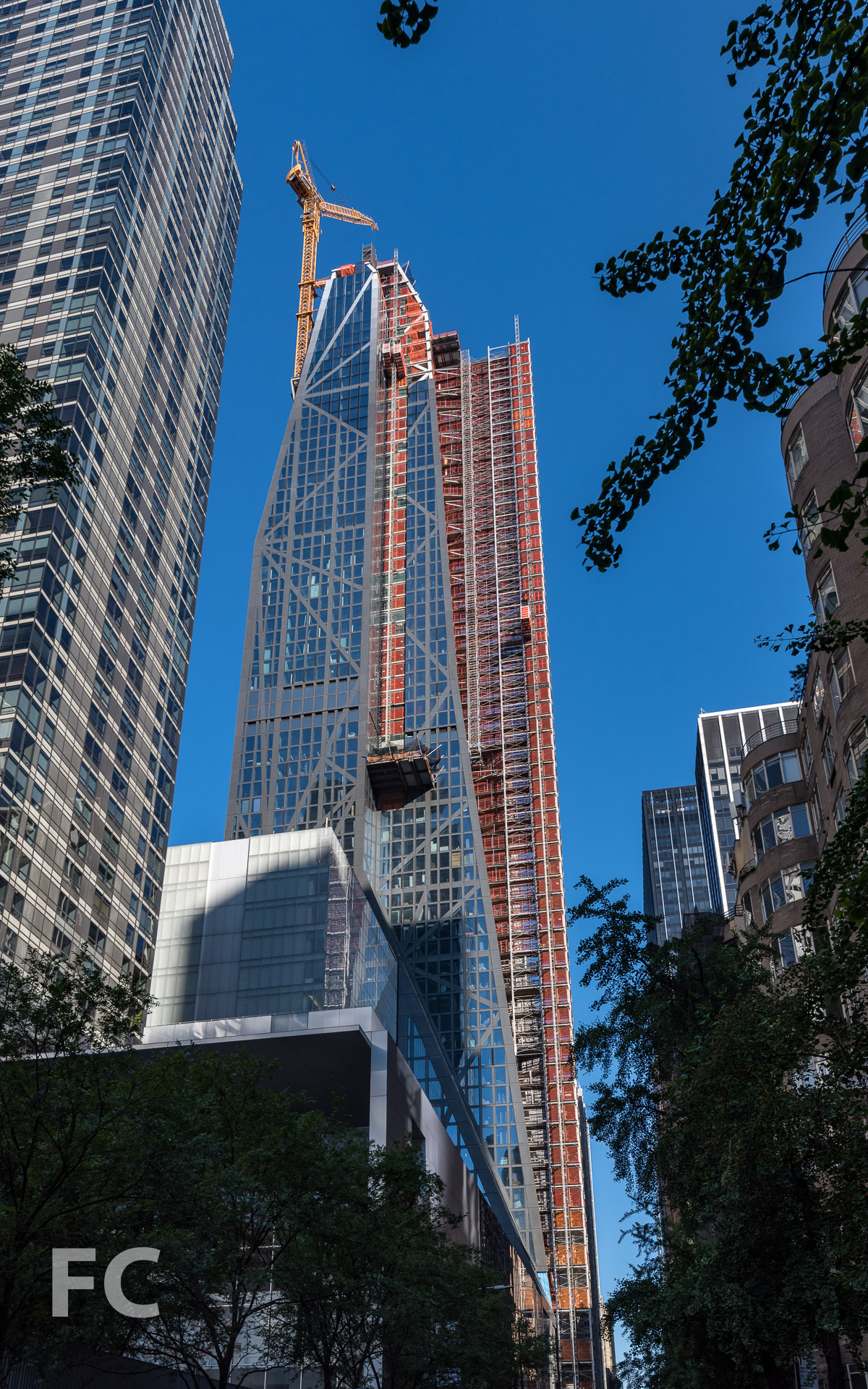 Jean Nouvel' Moma Luxury Tower 53w53 Tops 1 050