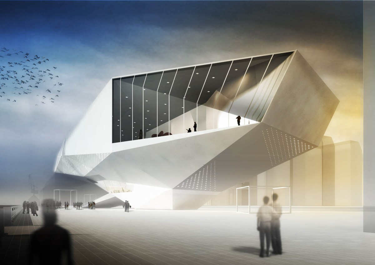 Contemporary Art Museum In Buenos Aires Dedodesign