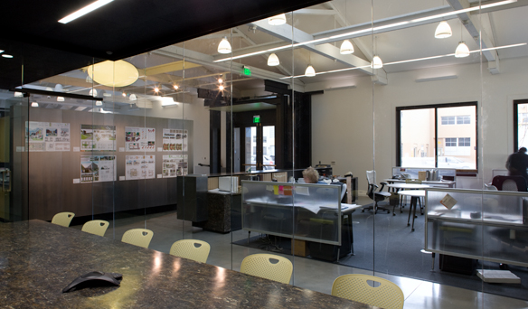 AIA Center for Architecture   Holst Architecture   Archinect