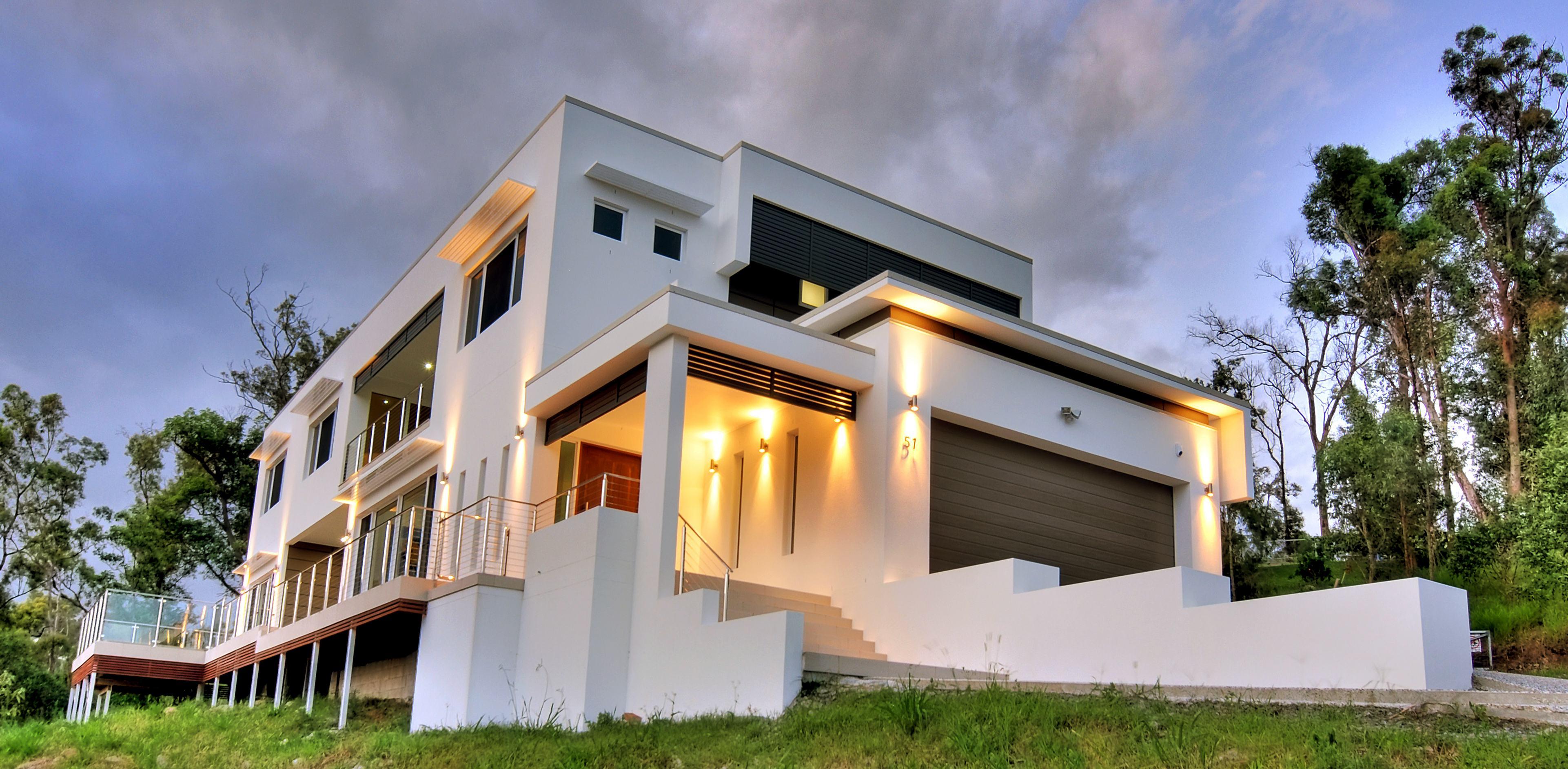 Modern Split Level Home Designs