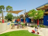 Glendale Childcare Center | Marmol Radziner | Archinect