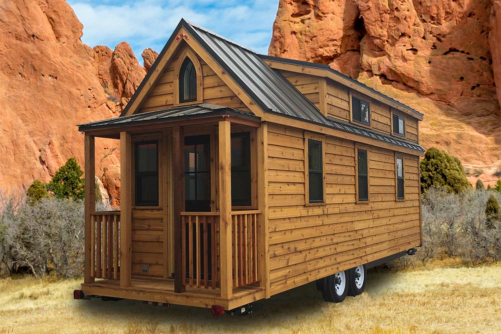 Tiny Homes Are Fitting Symbols Of Economic Precarity