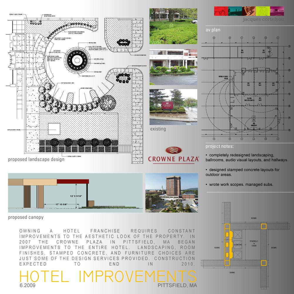 Architectural Portfolio Jacques Cortelyou Archinect