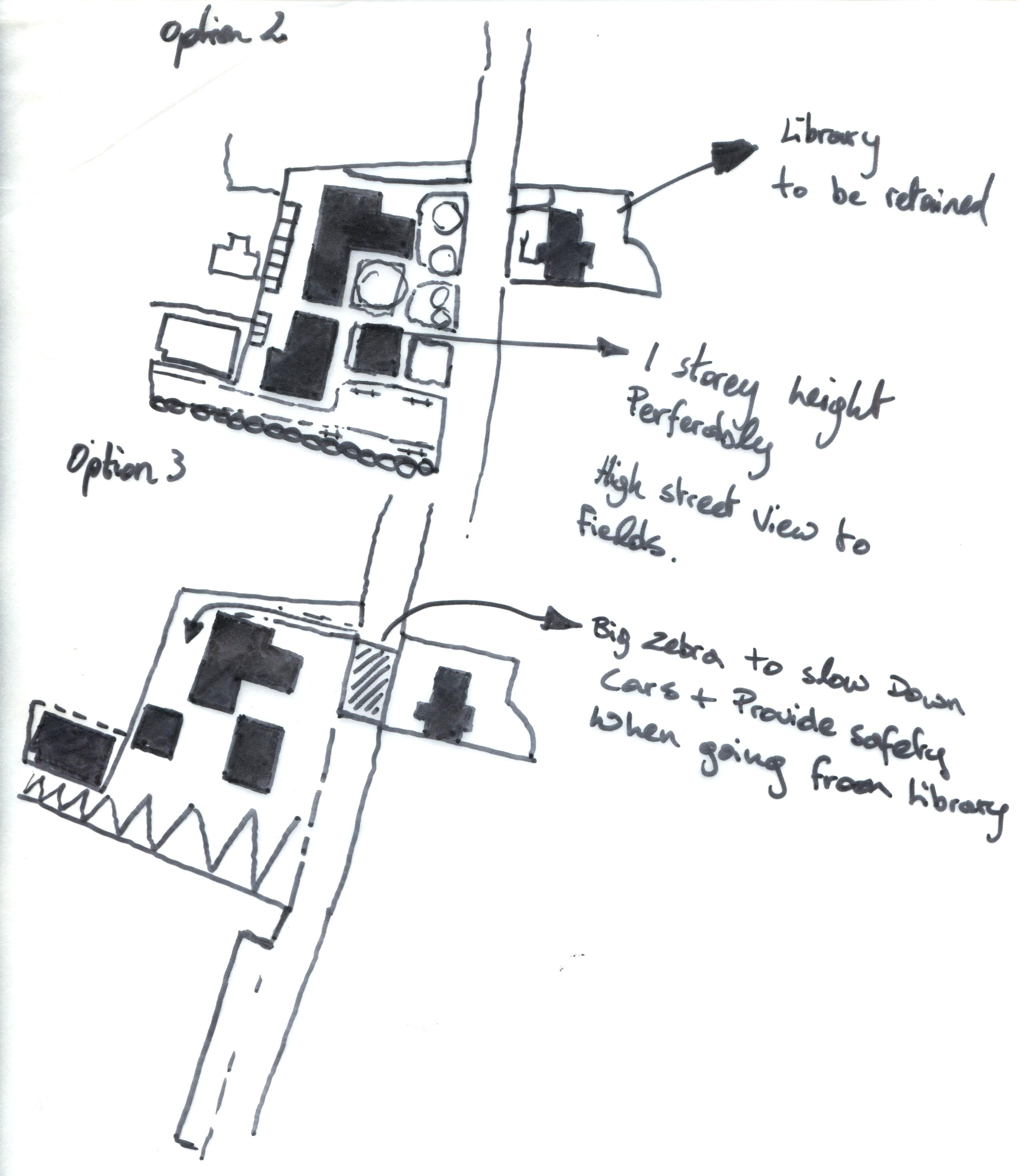 Design Proposal Option 2/3