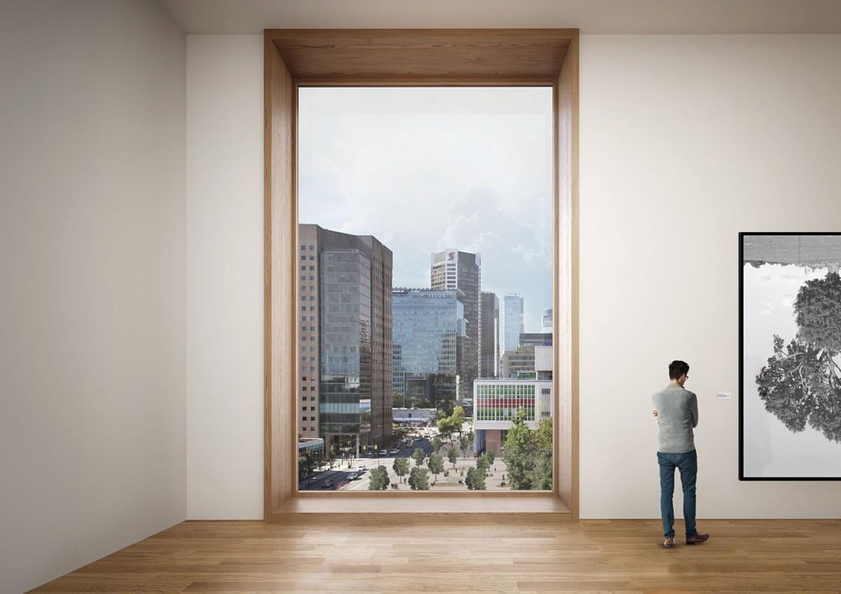Herzog & De Meuron' Concept Vancouver Art Released Archinect