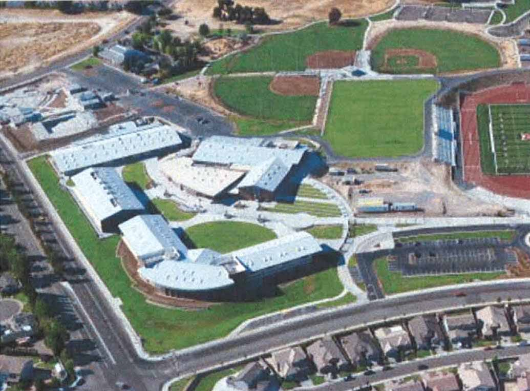 Antelope High School  Michael Lehmberg  Archinect