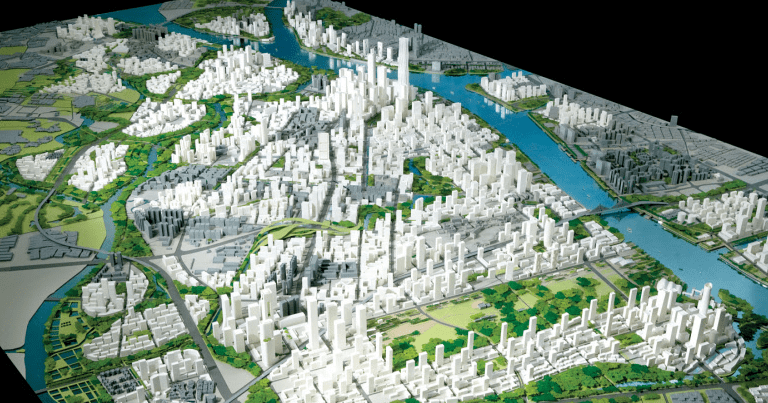 Baietan Urban Design Master Plan Alexander Cruz Archinect
