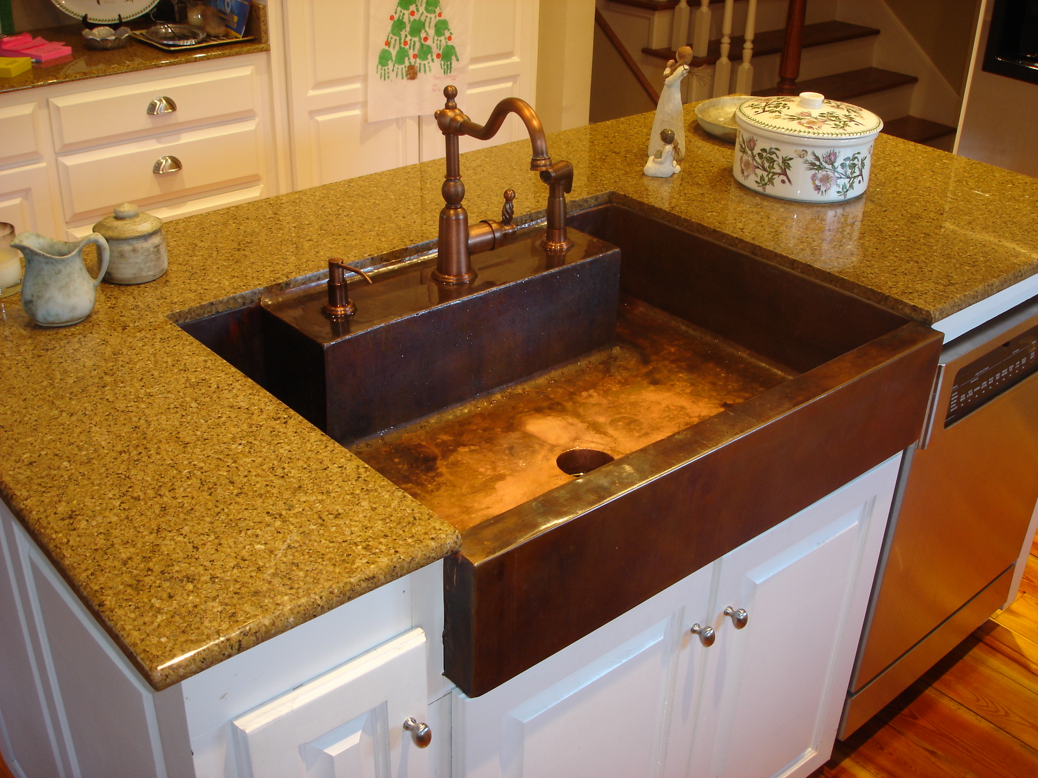copper kitchen sinks commercial exhaust fans custom sink joel misita archinect
