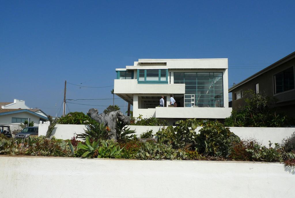 Journey Lovell Beach House . Schindler 1926