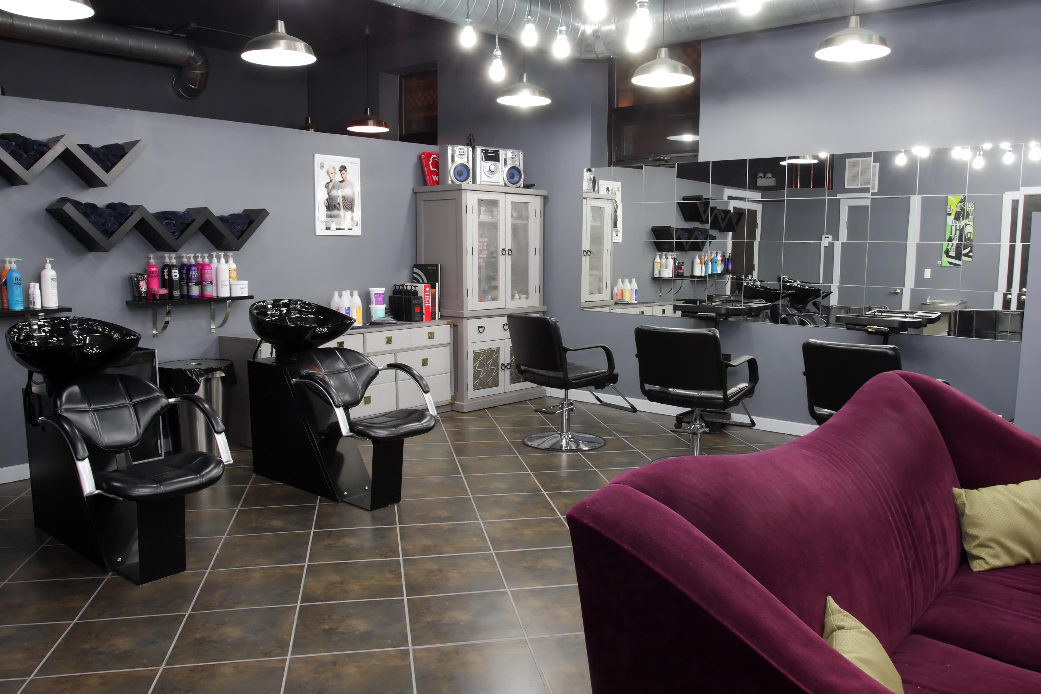 Spoil Me Hair Salon Agata Jagiello Archinect