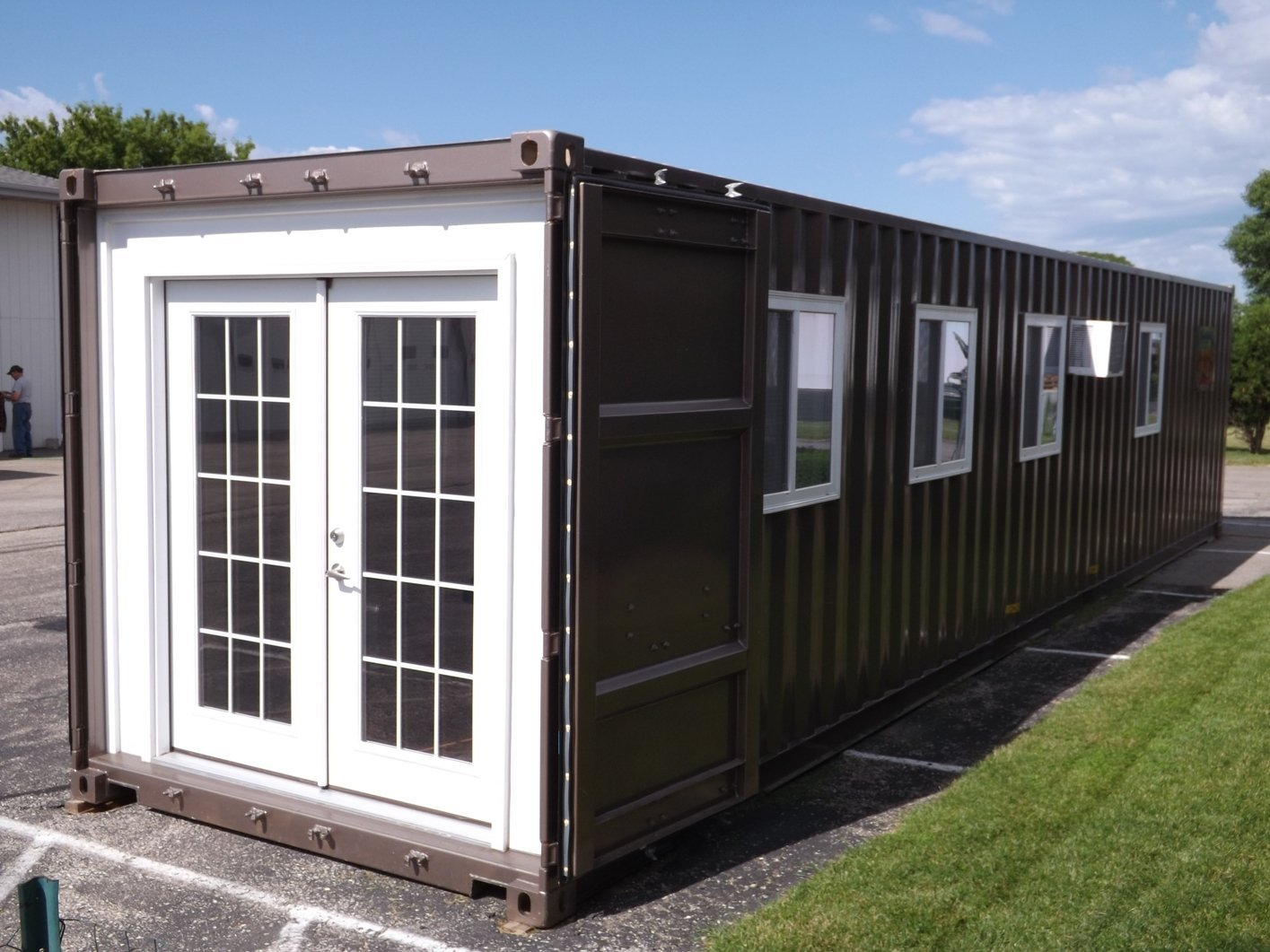 Best Kitchen Gallery: Amazon Now Sells Pre Fabricated Container Houses News Archinect of Container Beach Homes on rachelxblog.com