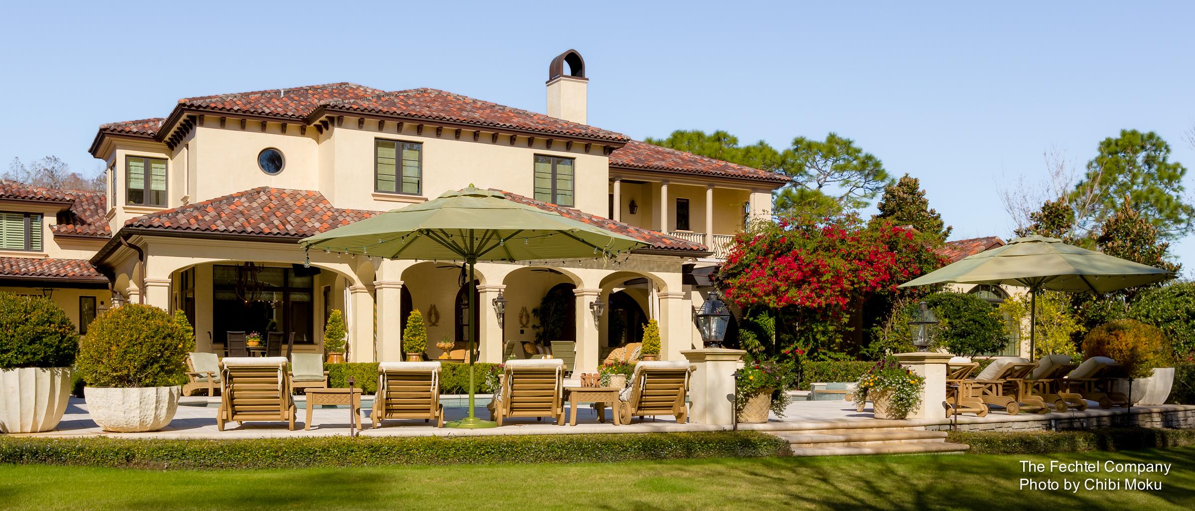 The Fechtel Company Villa Pavia Tampa FL Chibi Moku