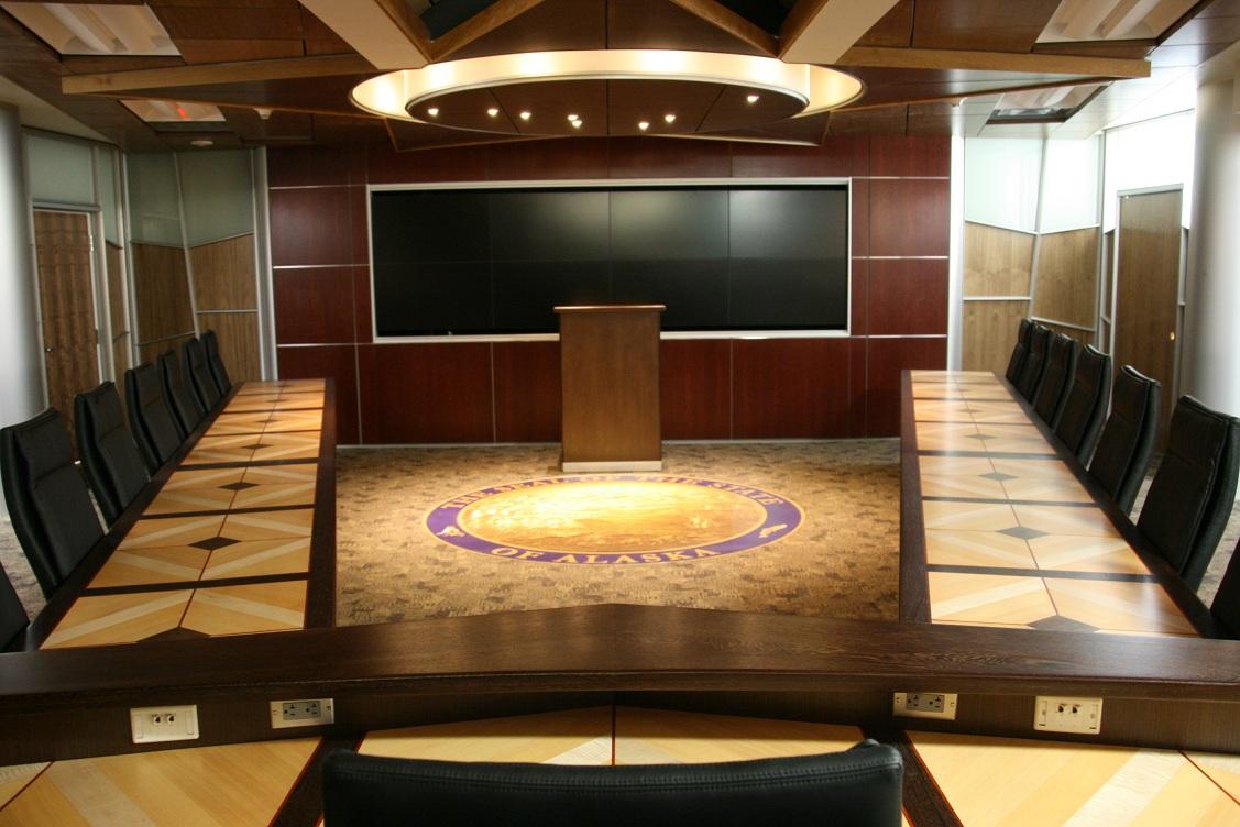 DMVA Alaska Executive Conference Room Melissa Morse