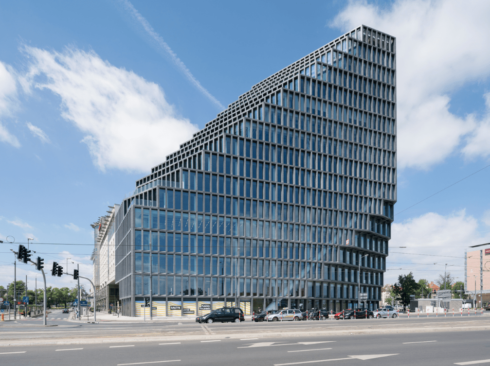 The many faces of MVRDV's shape-shifting Baltyk Tower   News   Archinect