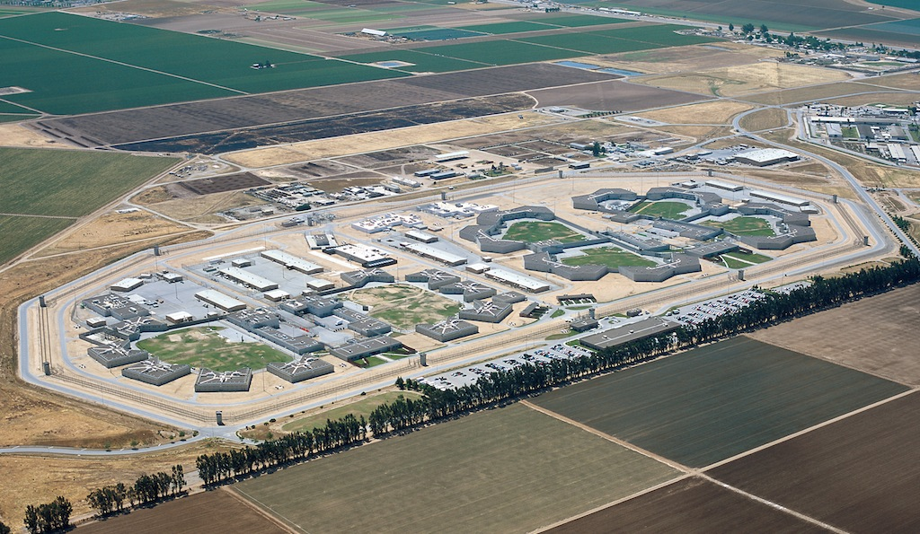California State Prisons Tom Bleech Archinect