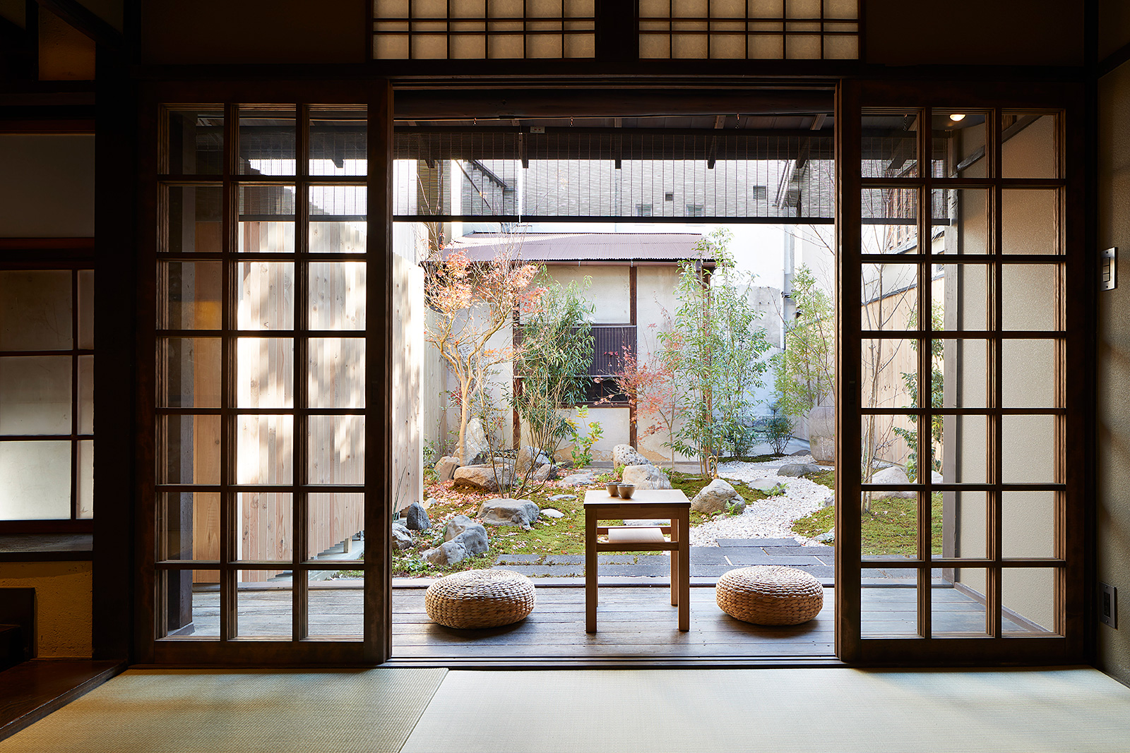 Traditional Japanese Architecture Modern