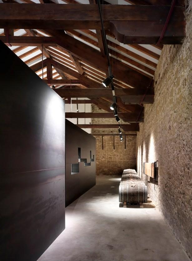 CVNE Winery NINOM Archinect