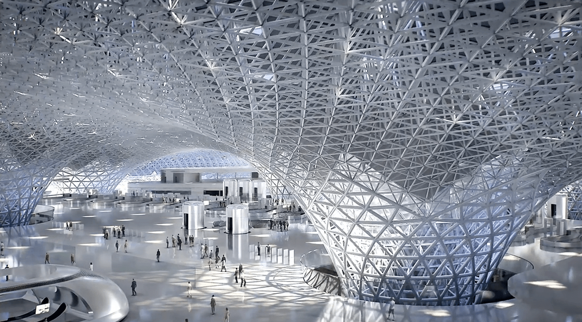 NAICM New International Airport in Mexico City  Allyn Polancic  Archinect