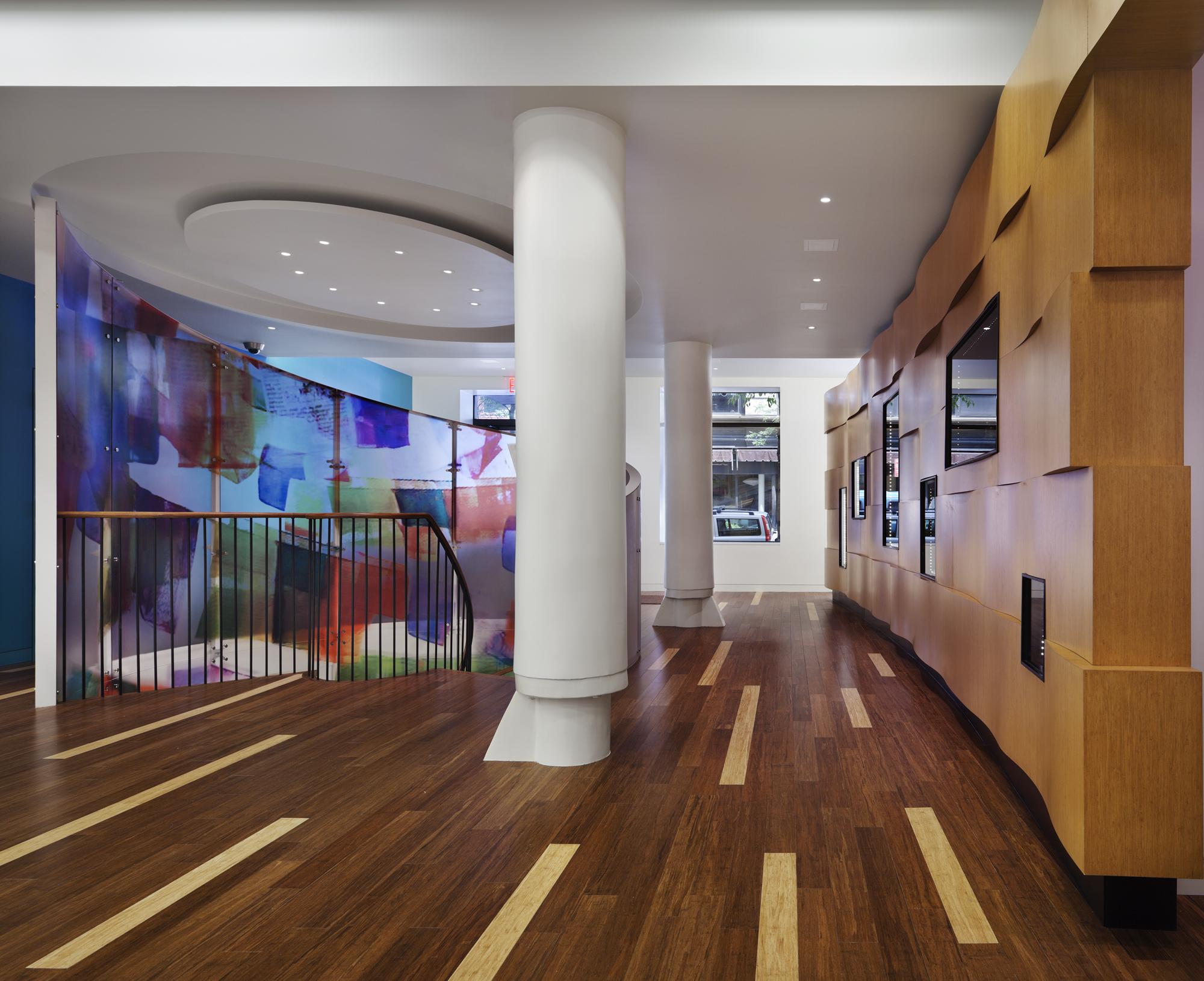 Rubin Museum Of Art - Education Center Skolnick