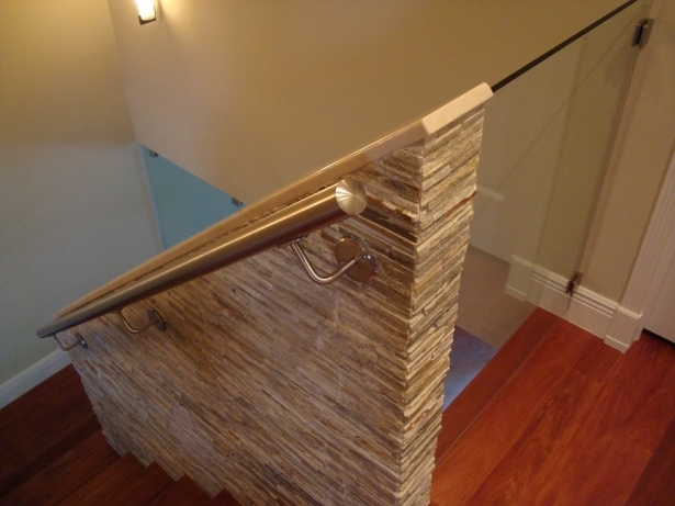 Glass Panel Railings Shower Enclosure Bella Stairs Llc | Glass Staircase Panels Near Me | Glass Railing Systems | Wood | Spiral Staircase | Stair Parts | Stainless Steel