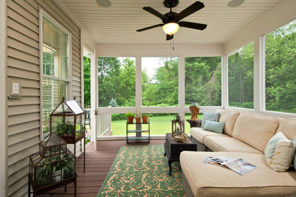 Three Seasons Room  Jessica Doyle  Archinect