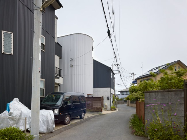 House In Chigasaki Arch Into Japan