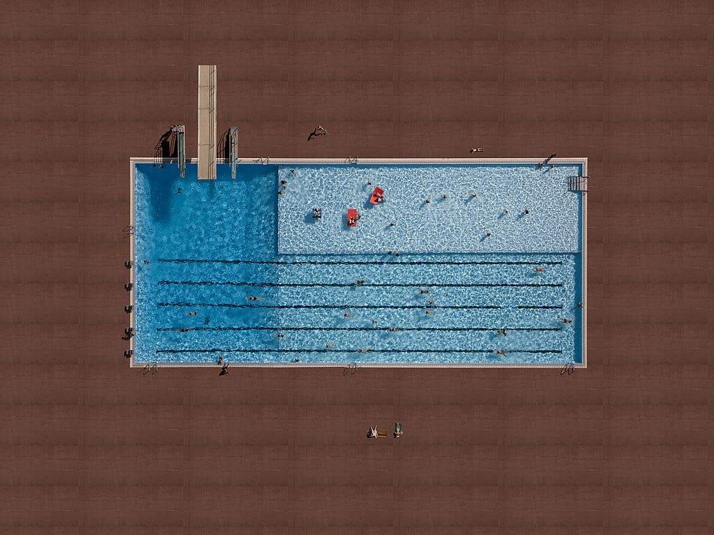 Pools Aerial Pools by Stephan Zirwes