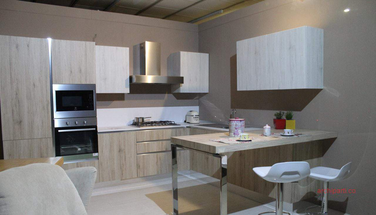 Office interior design concept kitchen