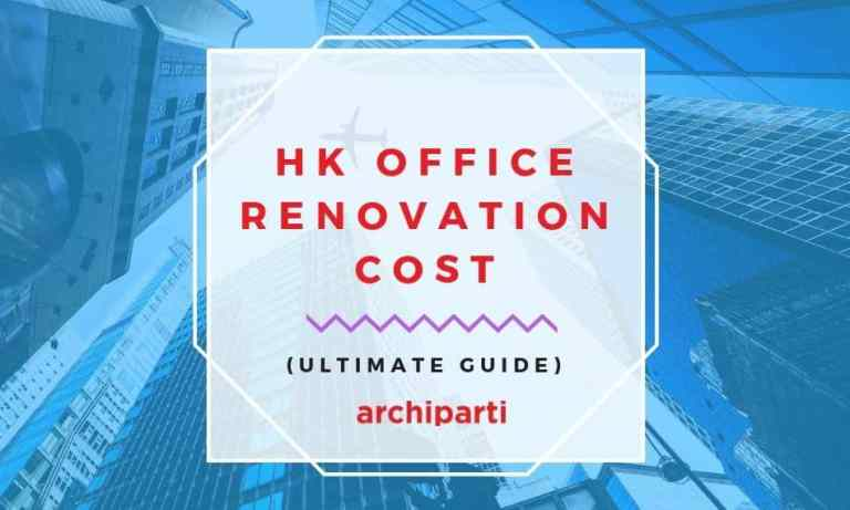 Hong Kong Office Fit Out Cost Guide (2020)