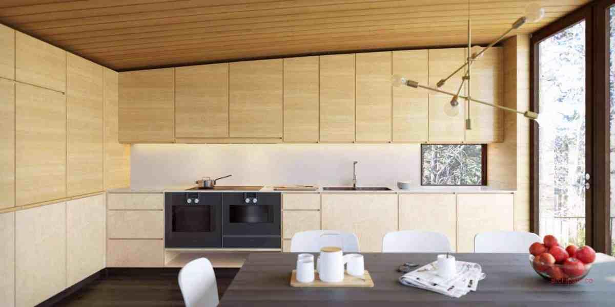 公寓廚房設計