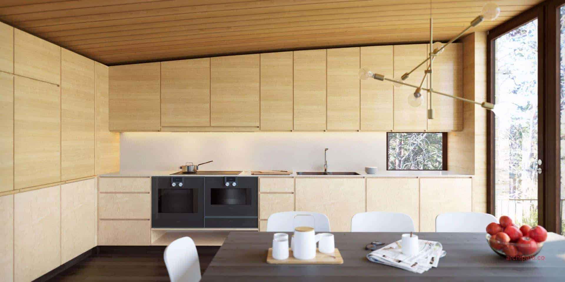 kitchen builder app update ideas 中西双厨 最厉害的现代厨房设计装修 你知道这23个秘密吗 公寓厨房设计