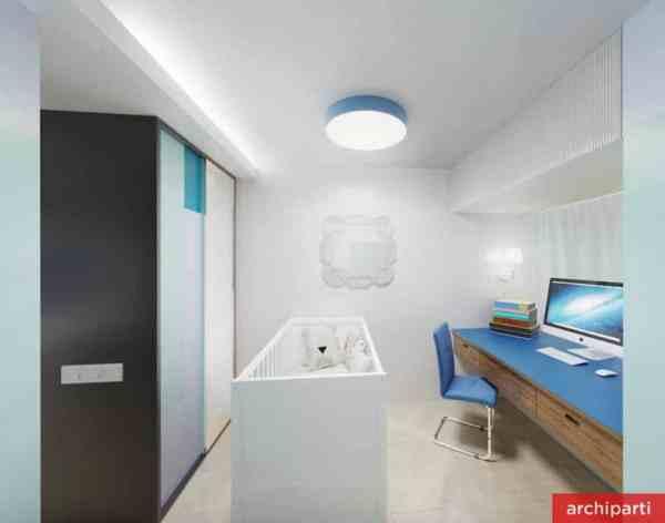 兒童房室內設計