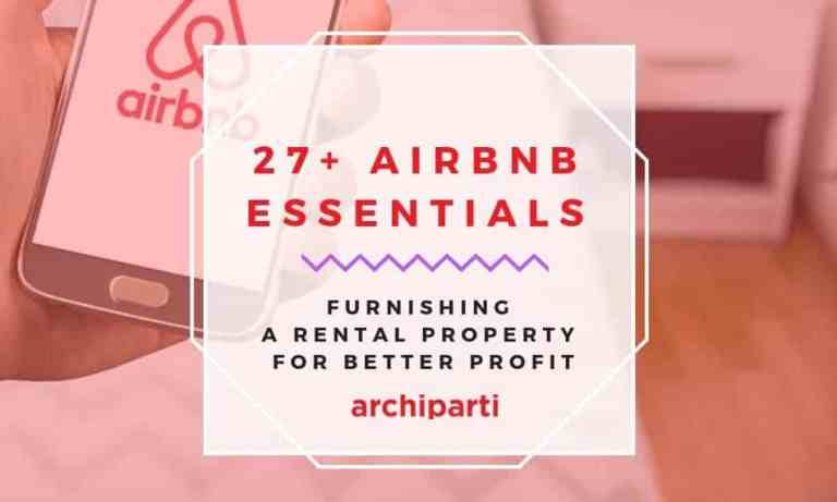 27+ airbnb essentials: Furnishing a rental property for better profit in 2020