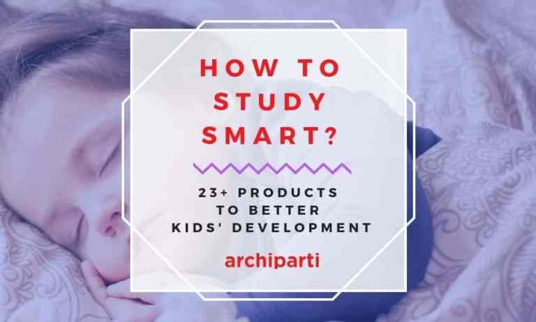 Kids Room Design: 9 Tips on How to study Smart, Fast, Effectively