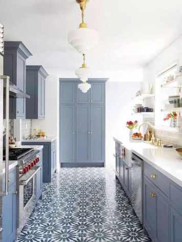 旧厨房翻新改造瓷砖设计搭配旧屋翻新改造