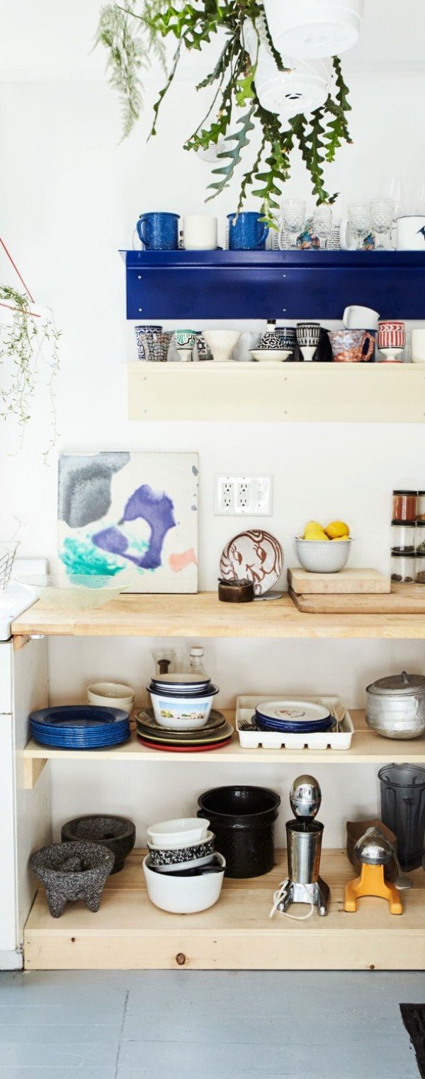 This image may contain Shelf Furniture Cupboard Closet Interior Design Indoors Room Appliance and Laundry