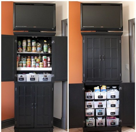2020 Must-Try Home Organisation Hack: Instant Pantry Cabinet DIY