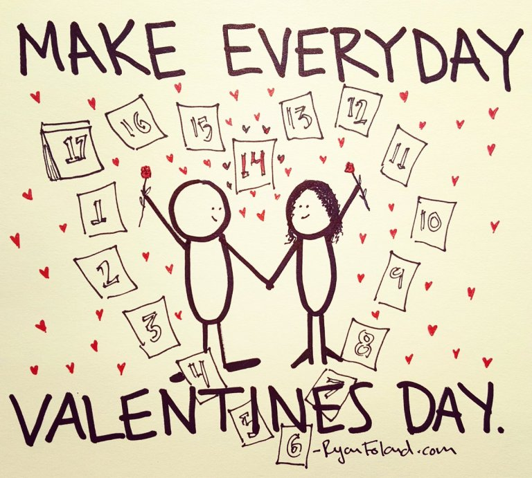27 Romantic and Cute Love Goals: Make Every Day Valentine's Day 2020!