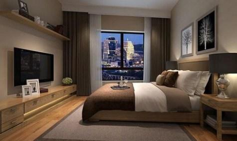 【家居睡房風水禁忌2021】臥室床尾放電視好嗎?