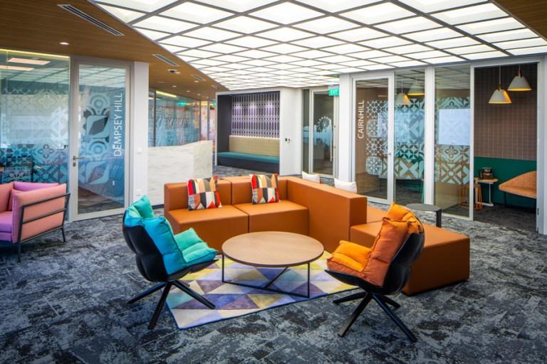 新創公司文化打造2020:如何設計啟發靈感的現代辦公室空間?