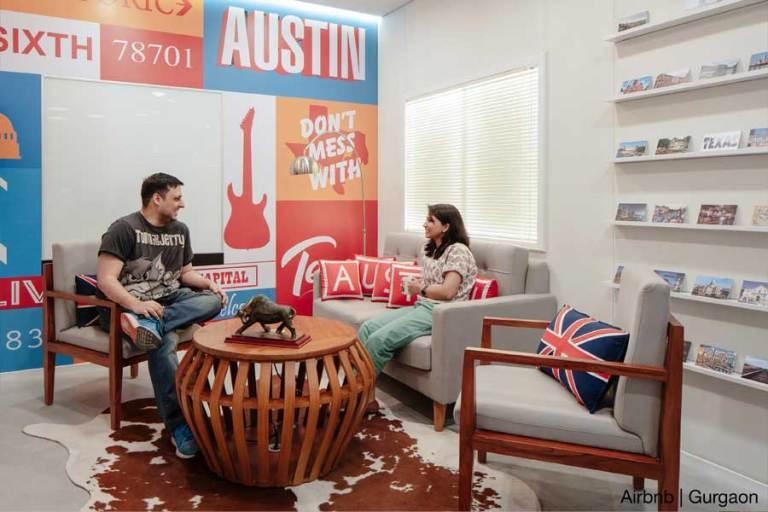 【辦公室設計趨勢2020】疫情後把在家辦公的舒適帶回寫字樓?