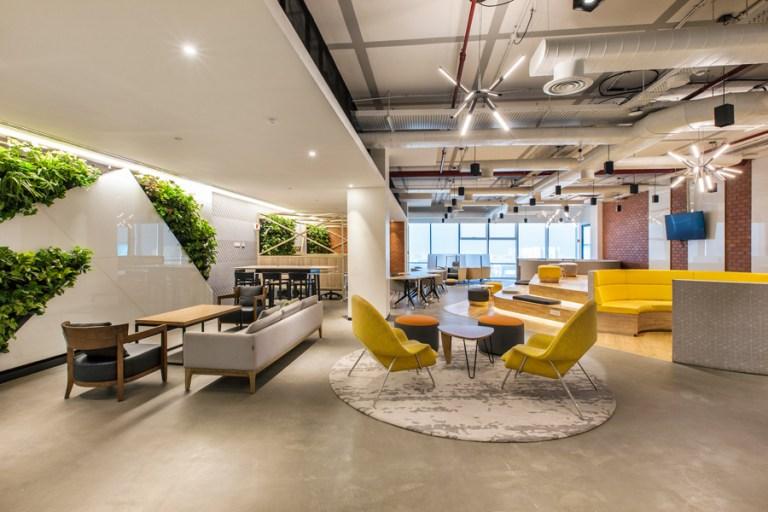 多感官辦公室規劃:如何的接待處/會議室設計才可以幫忙招募好人才?(2020)