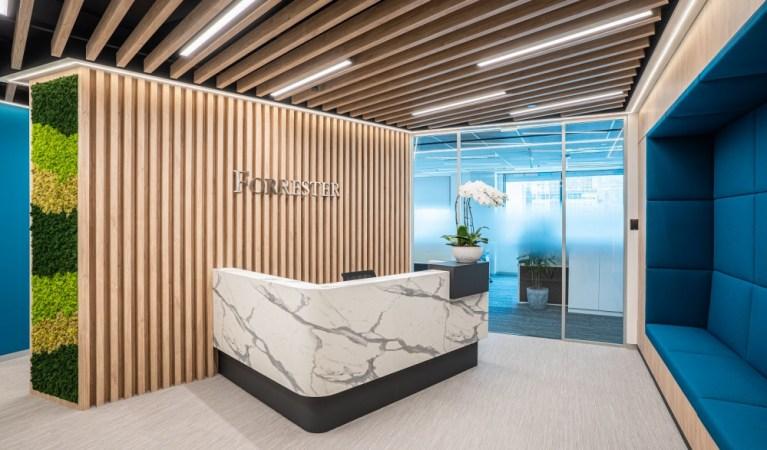 留住年輕新世代:帶來活力的辦公室室內設計裝修案例(2020)