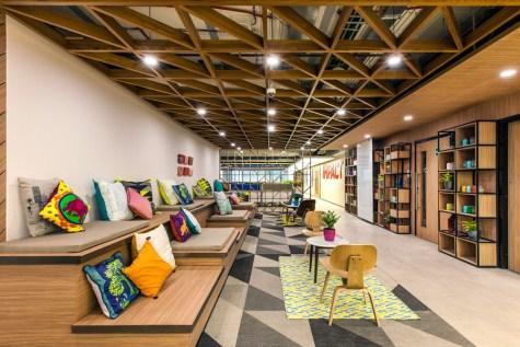 現代風格的新孟買半開放空間辦公室設計(2020)