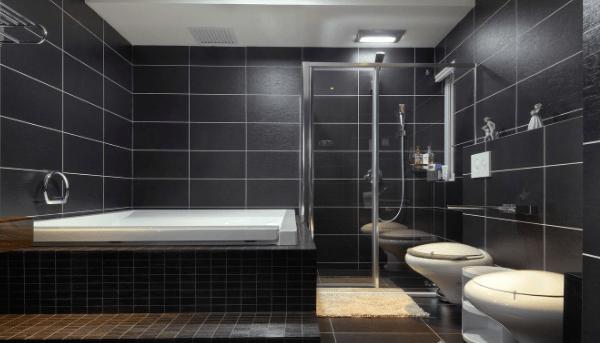 白色/灰色/深色:如何挑選浴室瓷磚顏色才可以帶來廁所好風水?(2021)