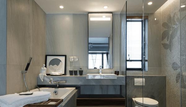 廁所訂造浴室鏡櫃吊櫃的5個設計重點(家居裝修2021)